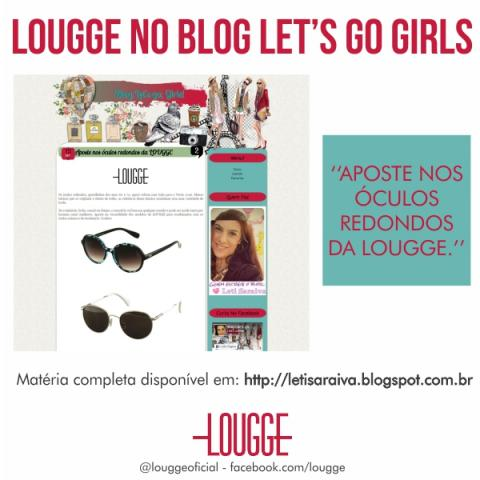 Lougge no Blog Lets Go Girls