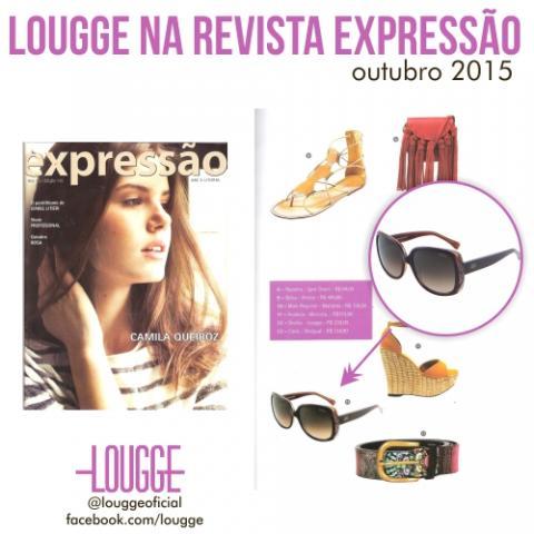 Lougge na Revista Expressao