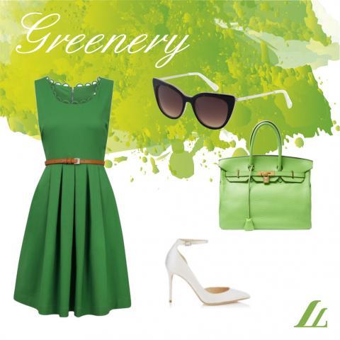 Greenery – A cor de 2017