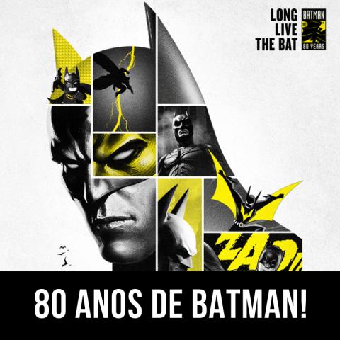 80 anos de Batman!