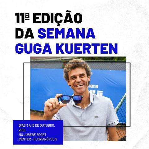 SEMANA GUGA KUERTEN - O MAIOR EVENTO DE TÊNIS DO BRASIL!